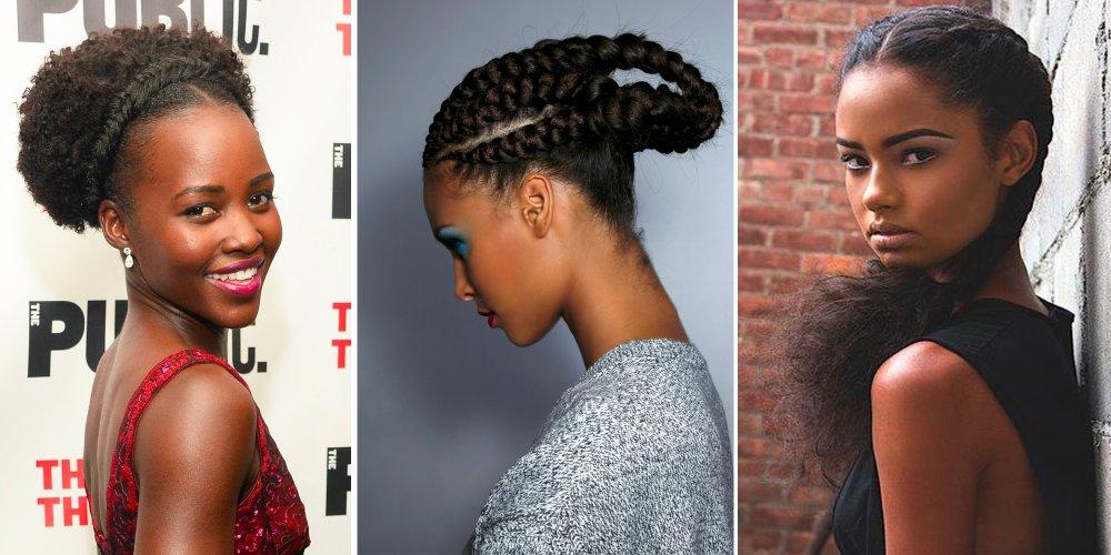 Coiffure Afro 10 Idees Beaute Pour Vos Cheveux